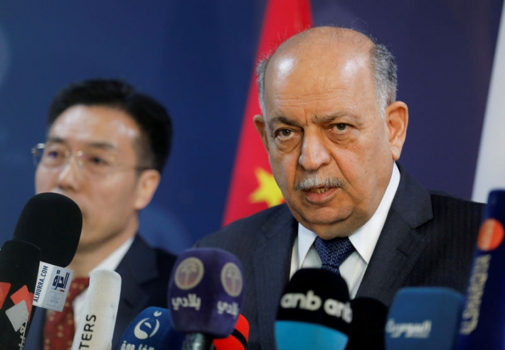 Iraqi oil minister expects 6-9 months OPEC output deal extension