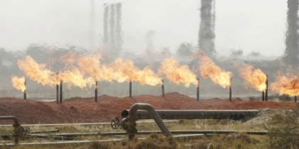 Extracting 500 thousand barrels of oil per day from Kirkuk fields