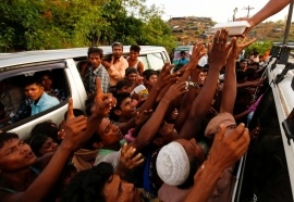 Persecution of all Muslims in Myanmar 'on the rise'