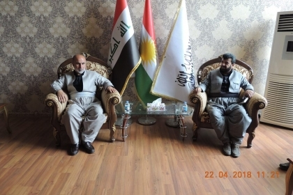 The Islamic Union and the Islamic Movement in Erbil issue a joint statement