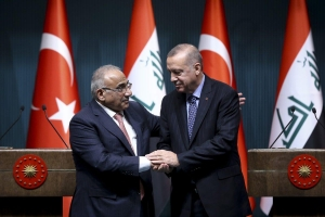 Iraq and Turkey sign several agreements