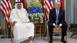 Trump: We will maintain good relations with Qatar