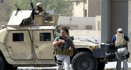 Ex-Blackwater guard convicted of murder in Iraq shooting spree