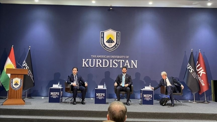Peace and Security in the Middle East Forum in Duhok