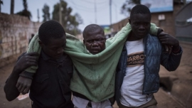UN calls for calm in Kenya after deadly protests