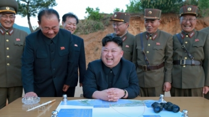 North Korea vows to teach US 'severe lesson'