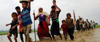Turkey to build shelters for 100,000 Rohingya