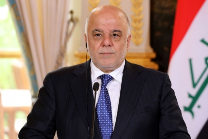 Iraq PM vows to pursue Daesh beyond country's borders