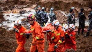 Death toll in China landslides rises to 38