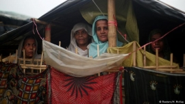 Myanmar soldiers raped Rohingya women: US rights body