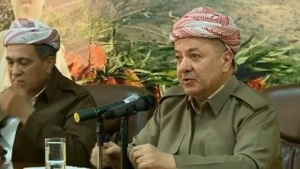 Barzani: final solution must be found to bomb the border areas of the Kurdistan region