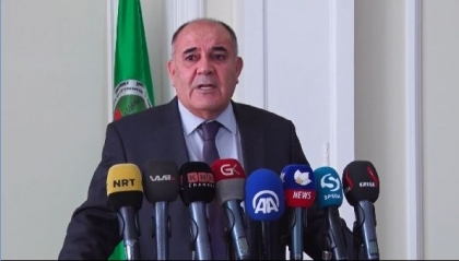 PUK nominates Barham Salih for the post of President of the Republic of Iraq