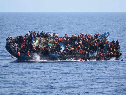 Mediterranean refugee numbers drop but crossing is deadlier: UN