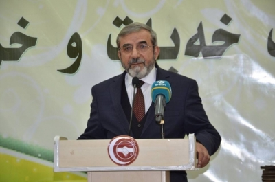 Secretary-General of the Kurdistan Islamic Union meets with a number of cadres of the Union