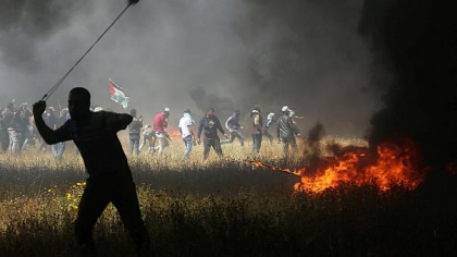 Gaza death toll from Israeli fire rises to 60