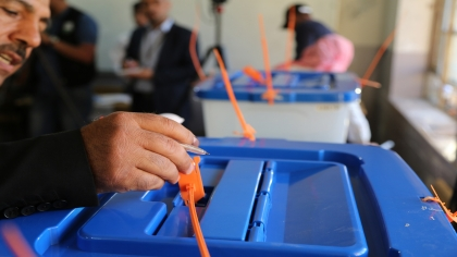Increasing fears of rigging the Iraqi parliamentary elections