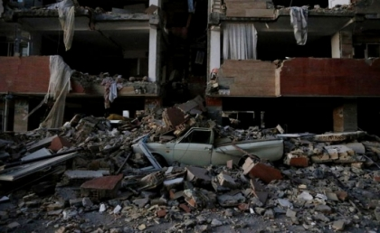 Iran earthquake: Two killed as strong tremors rattle Kermanshah