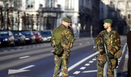 No explosives found in Brussels bomb alert