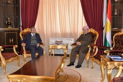 Secretary-General of the Kurdistan Islamic Union to visit Massoud Barzani
