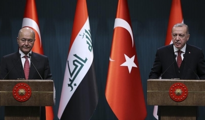 Iraqi - Turkish agreement to resolve outstanding issues between the two countries