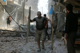 Airstrikes on Aleppo kill 106 in 3 days: Local source