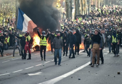 France's 'Yellow Vests' Protests