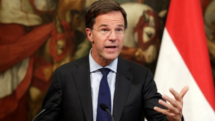 Dutch Prime Minister calls for the opening of Erbil International Airport