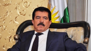 The meeting of the PUK was halted due to the deterioration of Kosrat Rasul Ali's health