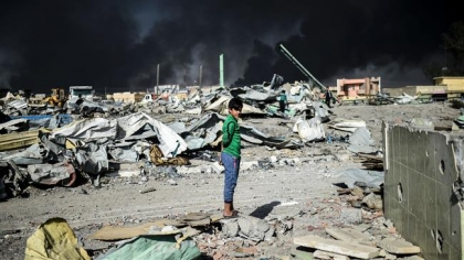 U.S.-led strikes in Iraq, Syria have killed at least 188 civilians: U.S. military