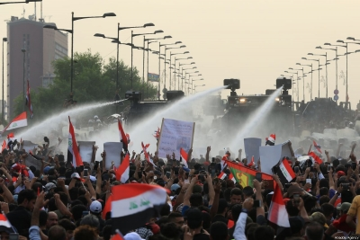 EU condemns the use of force against demonstrators in Iraq