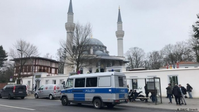 Anti-Muslim letter sent to mosque in German capital