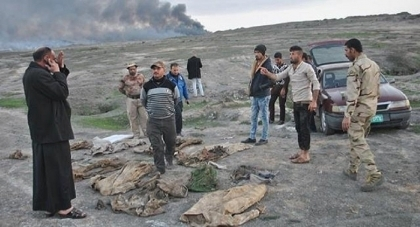 Mass grave found in the outskirts of Hawija town