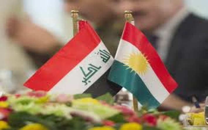 A delegation from the Kurdistan Regional Government visits Baghdad
