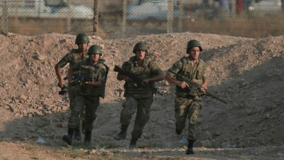 5 Turkish soldiers injured in attack in the city of Sri Kani