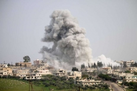 Syrian regime forces resume bombardment of Deraa