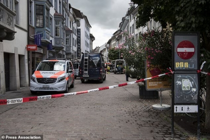 Swiss rule out terrorism in chainsaw attack