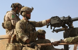 US orders troops in Syria to remove Kurdish emblem