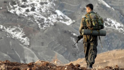 32 Turkish soldiers killed and wounded  in an attack north of Dohuk
