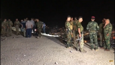One killed in explosion on Mount Izmar in Sulaymaniyah