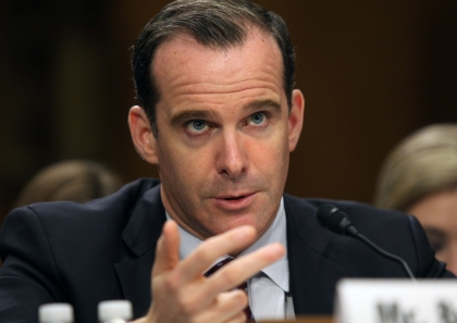 "McGurk praises ""normalization of relations"" between Erbil and Baghdad"