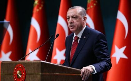 Turkey's Erdogan calls for snap elections on June 24