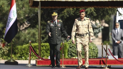 Iraqi military chief to meet Turkish counterpart