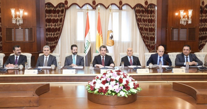 Council of Ministers of the Kurdistan Region issues several decisions