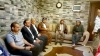 Secretary-General of the KIU visits a number of families in Erbil