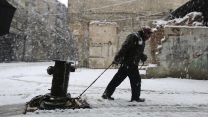 A wave of rain and snow sweeping the Kurdistan region