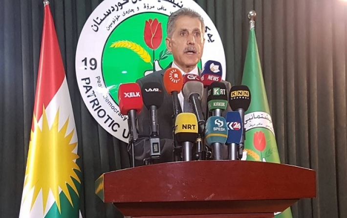 Today's meeting of the Patriotic Union of Kurdistan ended without results