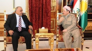 Iraqi Prime Minister sends a message to Massoud Barzani