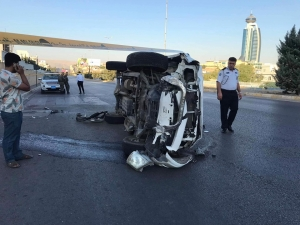 Death of a driver in a traffic accident in Sulaymaniyah