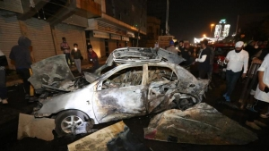 Six killed in three separate Baghdad explosions