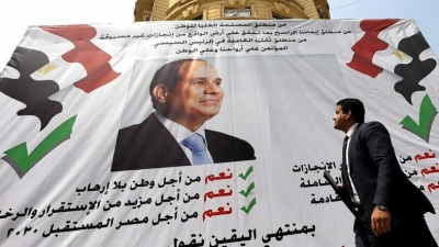 Egypt holds referendum that could keep Sisi in power until 2030